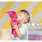 Интерактивная кукла колыбельная с огоньками Baby Born First Love 824061, фото 4