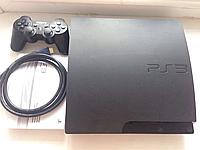 Sony Playstation 3 120gb и 3 игры