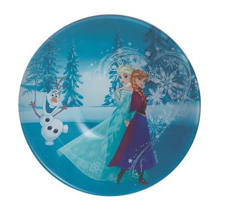 Салатник средний Luminarc Disney Frozen Winter Magic 16.5см L7467, фото 2