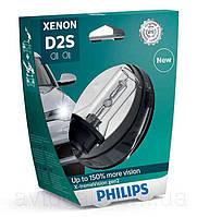 Лампы Philips Xenon X-tremeVision gen2 D2S 85122XV2