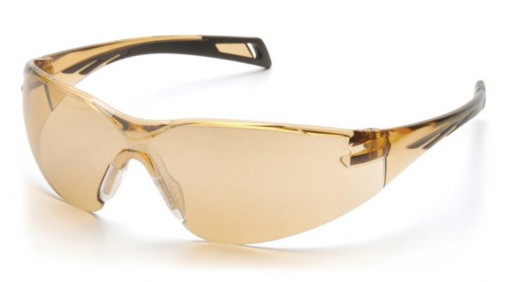 Спортивные очки Pyramex PMXSLIM Bronze