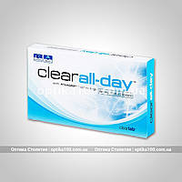 Контактные линзы Clear all-day