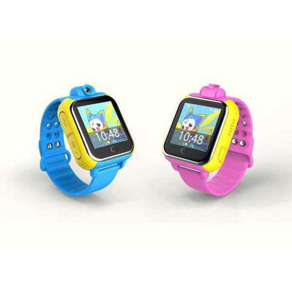 """Детские умные часы Q730 SMART WATCH с камерой, GPS, WI-FI, 1.54"""" СЕНСОРНЫЙ ЭКРАН"""