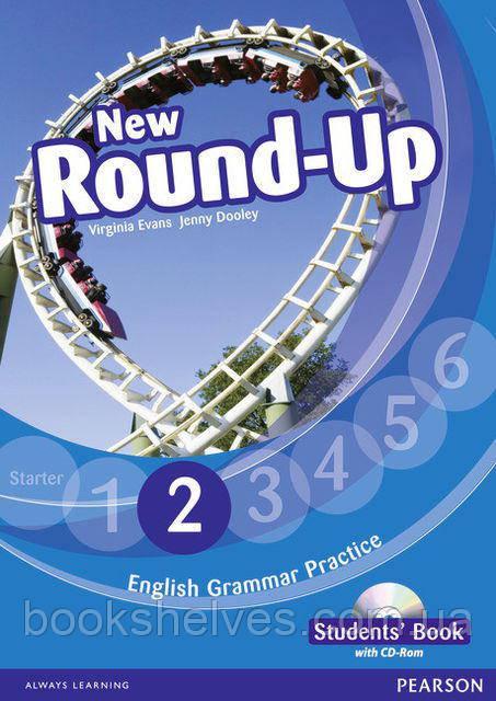 Round-Up NEW 2 Student's Book + CD-Rom