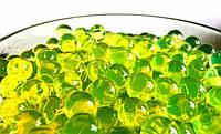 Гидрогель, шарики гелиевые, 250шт, диаметр 1см, цвет Желтый