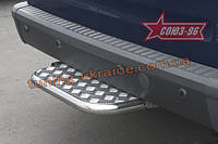 Защита задняя с листом Союз 96 на Ford Connect 2003-2012