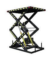 Подъемные столы с двумя парами ножничных блоков (PS-PG 2-8)