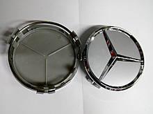 Колпачки на диски mercedes