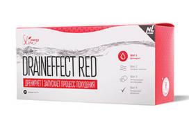 Дренирующий напиток для  похудения DrainEffect RED