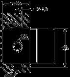 Смеситель для душа Kludi Logo Neo 374200575+38625, фото 3