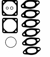Набор прокладок коллектора Вольво/Volvo (D7/TD73) VICTOR REINZ 11-31083-02