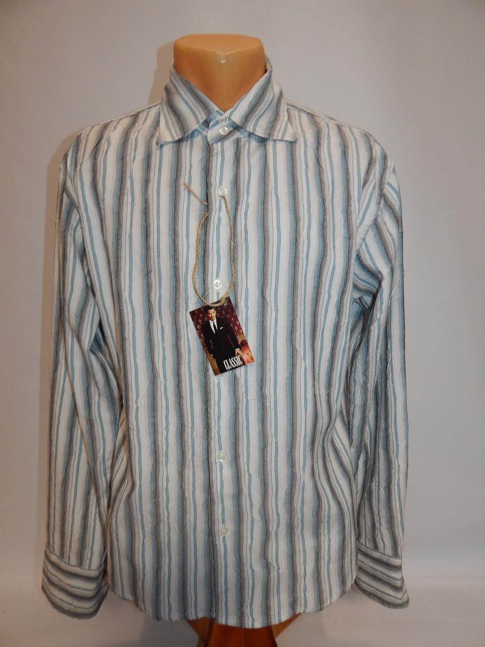 Мужская рубашка с длинным рукавом Simon Clark 132ДР р.50