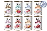Новая линейка влажных кормов - Brit Mono Protein