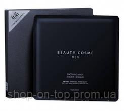 Маска для лица Beauty Cosme Men Soothing Mask 30ml*6pcs