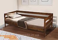 Односпальная кровать SKY-3 (ольха) коньяк Микс мебель