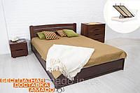 Кровать София (бук) с подъемным механизмом