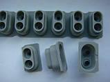 Резиновый ремкомплект 1pin под клавиши Korg PA500, PA600, PA900, X50, KROME61, KROME73, фото 4