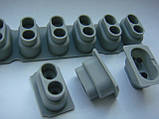 Резиновый ремкомплект 1pin под клавиши Korg PA500, PA600, PA900, X50, KROME61, KROME73, фото 5