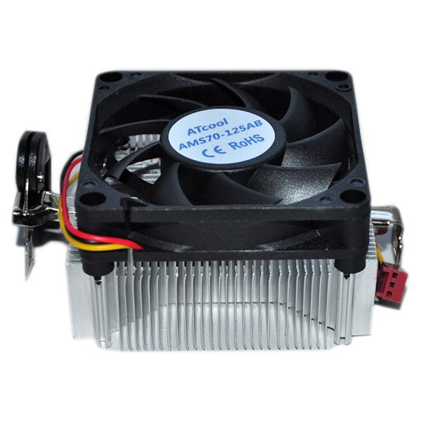 Кулер для процессора ATcool AMS70-125AB (AM2/AM3/AM3+/FM1/FM2)