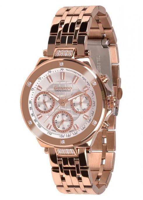 Женские наручные часы Guardo S01851(m) RgW