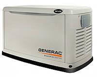 """Generac 6271 (5916) kW13 - газовый однофазный генератор на 13 кВт. Монтаж """"под ключ""""."""