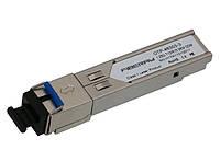 Оптический модуль Fiberay SFP WDM 1G 3км SC DDM 1310nm (диагностика линии)