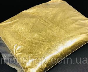 Блеск желтый вес 1 кг