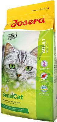 Сухой корм для котов с чувствительным пищеварением Йозера СенсиКэт (Josera SensiCat), 10 кг