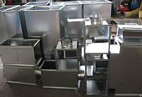 Димарі і вентиляція з нержавіючої сталі від Компанії  Цезар ЛВ.