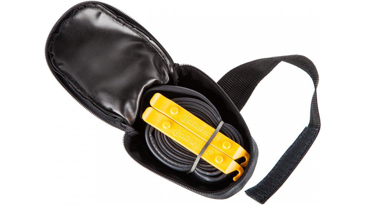 """Подседельная сумка Continental с камерой (26"""") и бортировками"""