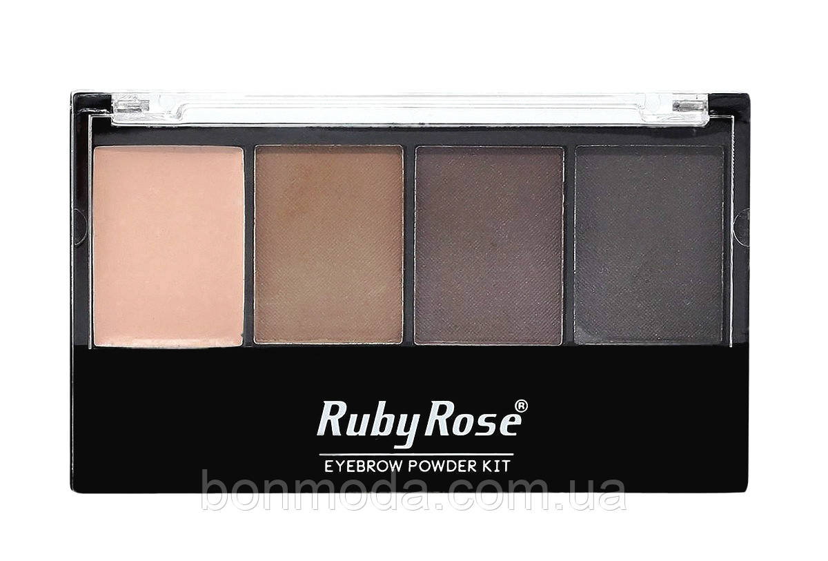 Набор для коррекции бровей Ruby Rose HB-9354