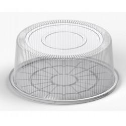 Коробка для торта круглая d28 Галетте - 00510