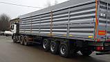 Тент ПВХ для зерновозов их ткани ПВХ Германия 680 г/м2., фото 2