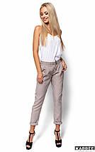 Женские летние брюки Karree Матиас бежевые, фото 2
