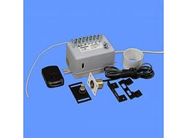 Универсальный электронный замок для однодверного холодильника (комплект) KZBL-P1