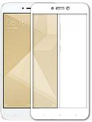 Защитное стекло 2.5D Premium Xiaomi Redmi Note 5A - White