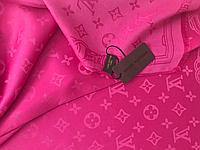 Шарф-палантин Louis Vuitton фуксия