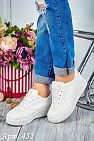 Кроссовки белые, фото 1