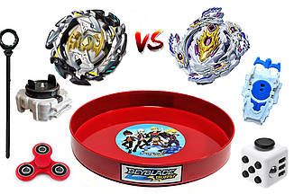 Beyblade Evolution Набор Forneus + Blood Longinus + Арена