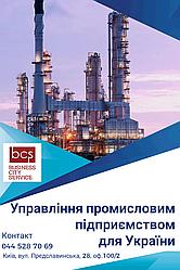 Управління виробничим підприємством для України
