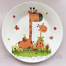 Комплект детский  Жирафы LADYBIRD 3 предмета, фото 3