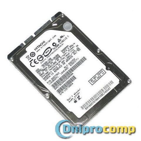Жесткий диск 2.5 160GB 7200rpm