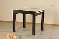 Стол-трансформер Фаворит (Слайдер) ДСП/МДФ Микс мебель