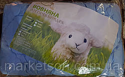 Детское одеяло из овечьей шерсти 140*110., фото 3