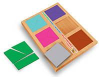 Квадраты Никитина Сложи квадрат 1 уровень, 12 квадратов. Вундеркинд (СК-019), фото 1
