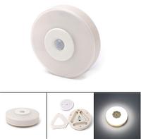 Светодиодный светильник с датчиком движения беспроводный настенный 2 режима
