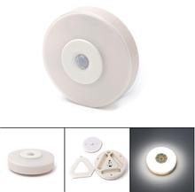 Світлодіодний світильник з датчиком руху бездротовий настінний 2 режиму