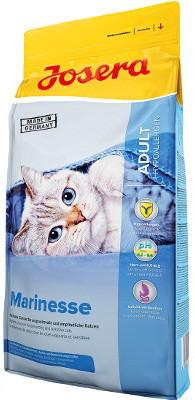 Сухой корм для котов с пищевой непереносимостью Йозера Маринессе (Josera Marinesse), 10 кг