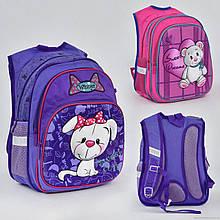 Ортопедический школьный рюкзак для девочки Winner