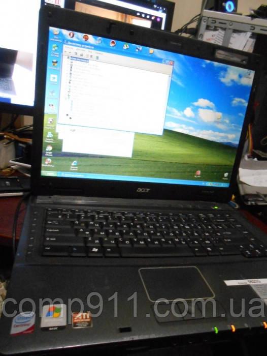 Ноутбук Acer Extensa 5620g Core2DuoT5550(1.83 Ghz)/Ddr2 2GB/160G/